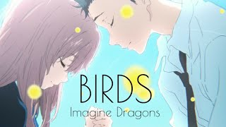 AMV ( Imagine Dragons ) Birds