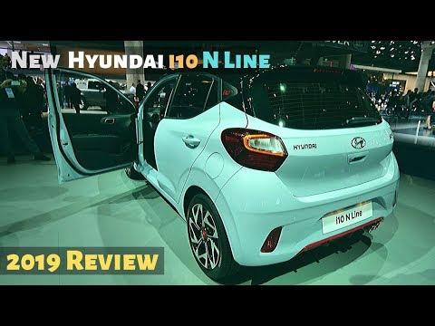 New Hyundai i10 N Line 2019 Review Interior Exterior