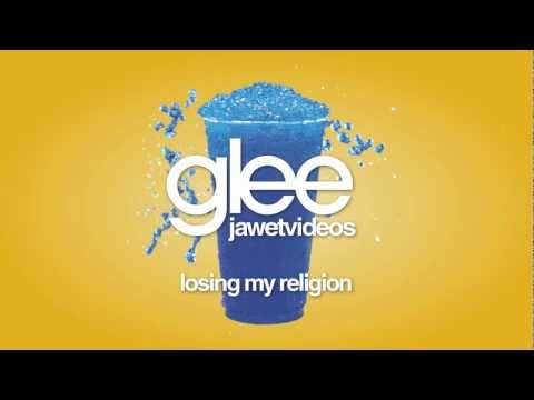 Glee Cast - Losing My Religion (karaoke version)