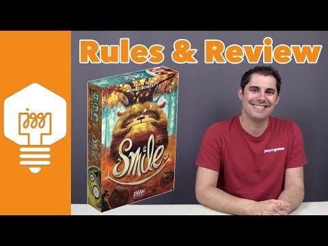 JonGetsGames - Smile Review