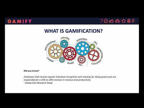 GAMIFICATION & SHAREPOINT: Taking Action to target your End-Users