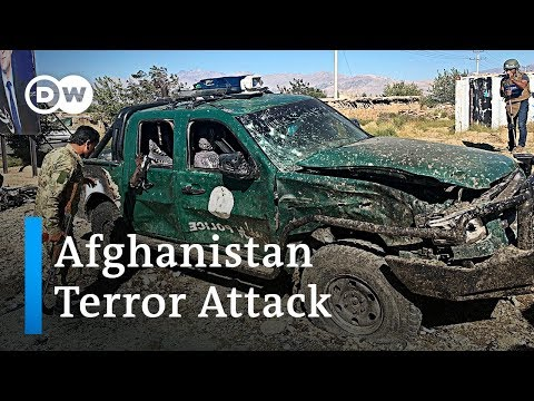 Afghanistan: Taliban suicide bombings kill at least 24 | DW news