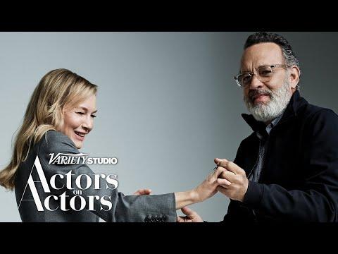 Tom Hanks & Renée Zellweger – Actors on Actors – Full Conversation