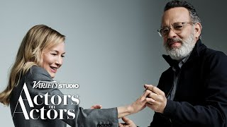 Tom Hanks & Renée Zellweger - Actors on Actors - Full Conversation