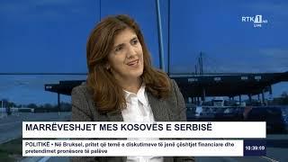 Studio e Hapur - Marrëveshja mes Kosovës e Serbisë