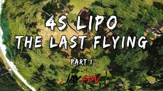 4셀 기체 마지막 영상 파트#1 FPV 레이싱 드론 프리스타일