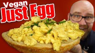 JUST EGG - The Vegan Egg JUST Scramble