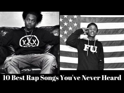 10 Best Rap Songs You've Never Heard