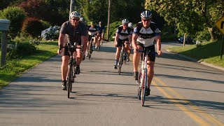 GameDay Challenge: Cycling with Tour De Force riders