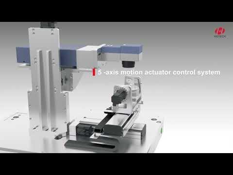 LSF30 HG Tech Fiber Laser Marking Machine