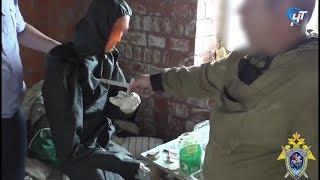 Подозреваемый в двойном убийстве в недостроенном доме на Шимской рассказал подробности преступления
