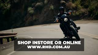 COME IN, RICHARDSON'S H-D ARE OPEN!
