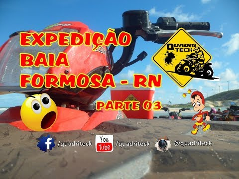 EXPEDIÇÃO BAIA FORMOSA   PARTE 03
