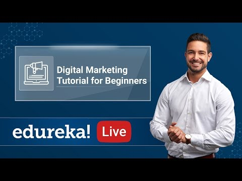 Digital Marketing Tutorial | Digital Marketing Training | Edureka ...