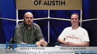 """""""Lost"""" Atheist Experience #317 With Martin Wagner And Ashley Perrien"""