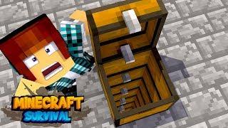 Minecraft Survival #36 - BAÚS INFINITOS !!