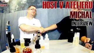 Host v atelieru - Interview s Michalem