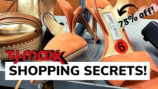 HOW TO SHOP TJMAXX - MY TIPS REVEALED | Melissa Goodwin