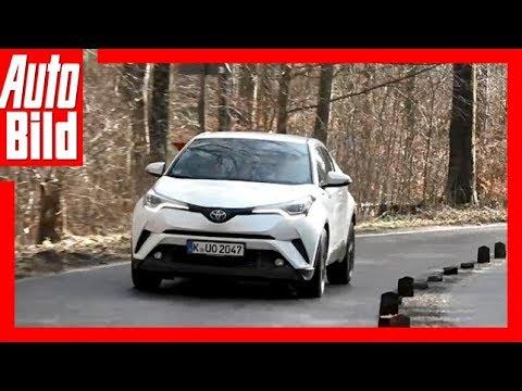 Toyota Aktion (2018) C-HR Hybrid-Challenge