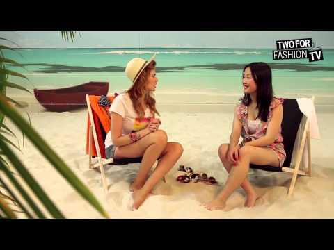 OTTO Fashion TV // Folge 01: Fashion TV_Bademodentrends 2012