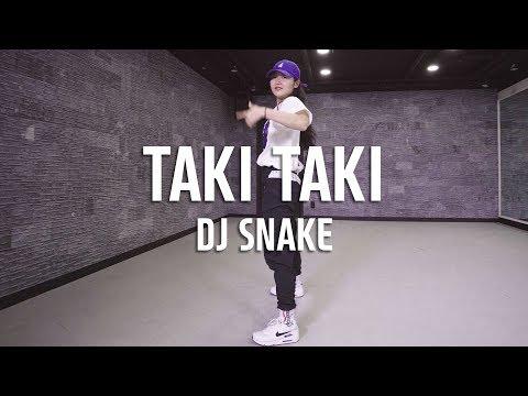 DJ Snake - Taki Taki ft. Selena Gomez, Ozuna, Cardi B / Rosy Yun choreography