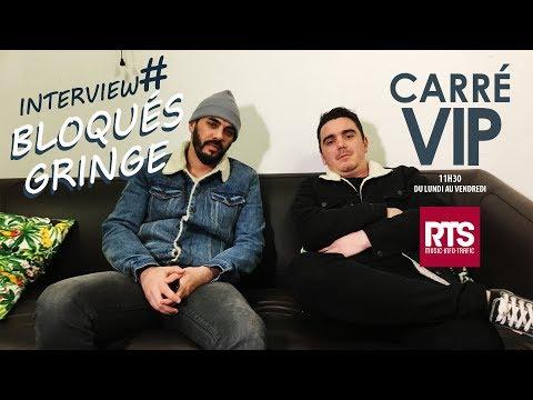 RTS FM - Gringe, l'interview 2019