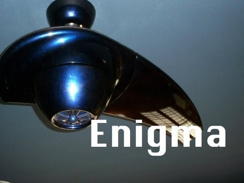 Ceiling Fan Review: 60″ Enigma Limited Edition by Fanimation