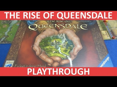 The Rise of Queensdale - Playthrough - slickerdrips