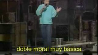 George Carlin   Strange Culture.wmv