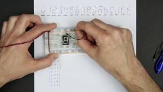 7-Segment Display Interfacing with Arduino UNO