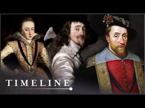 James I: The First Stuart King of England   Game of Kings   Timeline