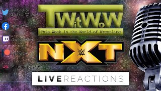 LIVE REACTIONS :: WWE NXT 4 Sept 2019