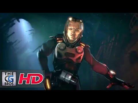 CGI 3D Game Trailer :  Valve's Source Engine Animated Movie Deep (2012)