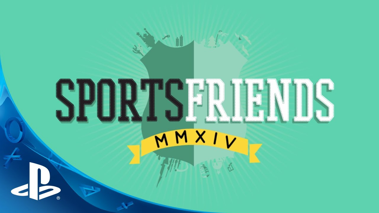 Sportsfriends Coming to PS3 and PS4 on May 6th