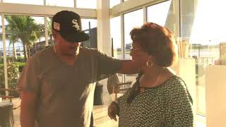HLP Passengers, from Puerto Rico Reunited with Family in Florida