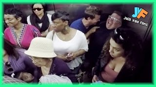 Extreme Laughing in an Elevator!