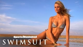 Julie Henderson Gets Dirty On The Salt Water Lake | Getting The Shot | Sports Illustrated Swimsuit