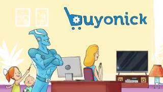 Buyonick Mobile App promo