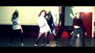Jenifer Hudson - Dangerous Choreography