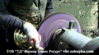 Паста ГОИ полировальная белая P-1 от компании ТОВ ТД Волинь Бізнес Ресурс - видео