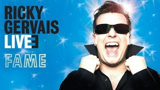Ricky Gervais Fame Live FULL | Forever FREE MOVIES