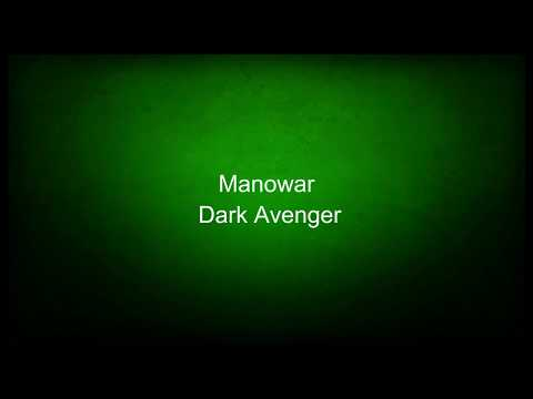 Manowar - Dark Avenger (lyrics)
