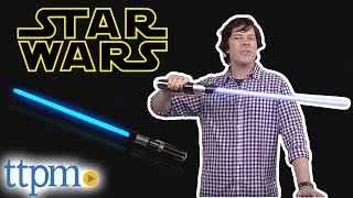 Star Wars Anakin to Darth Vader Color Change Lightsaber from Hasbro