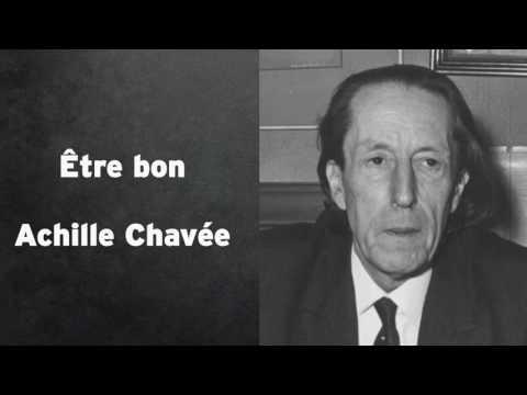 Vidéo de Achille Chavée