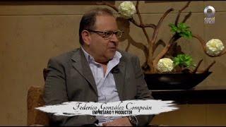 Conversando con Cristina Pacheco - Federico González Compeán