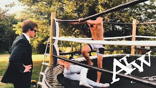 "Alabama Trampoline Wrestling (ATW) Episode 17 ""Retribution"""