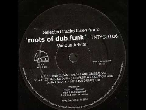 Alpha and Omega – Pure and Clean – Tanty records – roots stepper
