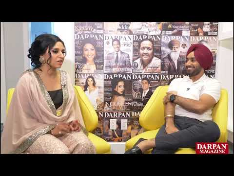 EXCLUSIVE INTERVIEW with Sufi King Satinder Sartaaj AT Darpan Magazine #CANADATOUR2018