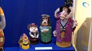 В Музее изобразительных искусств открылась экспозиция авторской и народной игрушки
