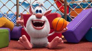 Буба - Серия #37 - Баскетбол 🏀 - Весёлые мультики для детей - Буба МультТВ